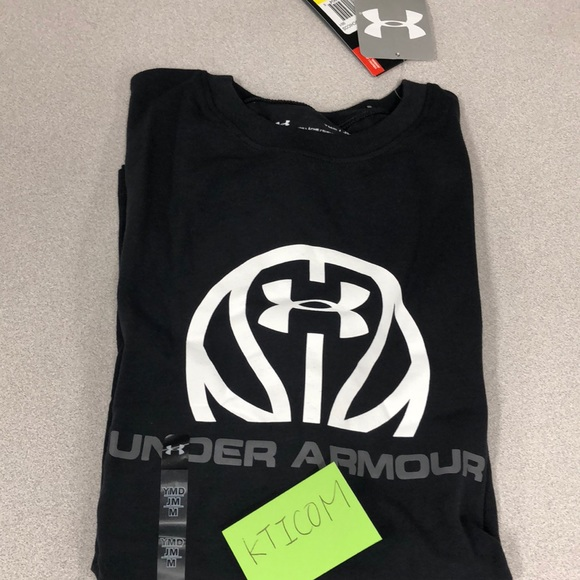 New Under Armour Youth Boys basketball 🏀 shirt 70772d5f7
